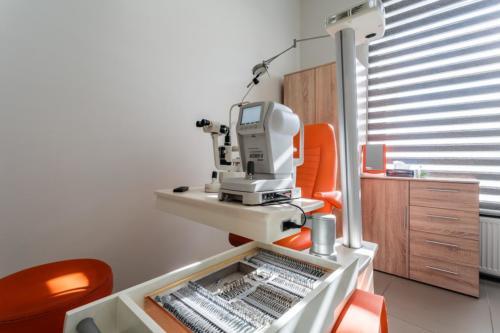 Salon optyczny Jordanów